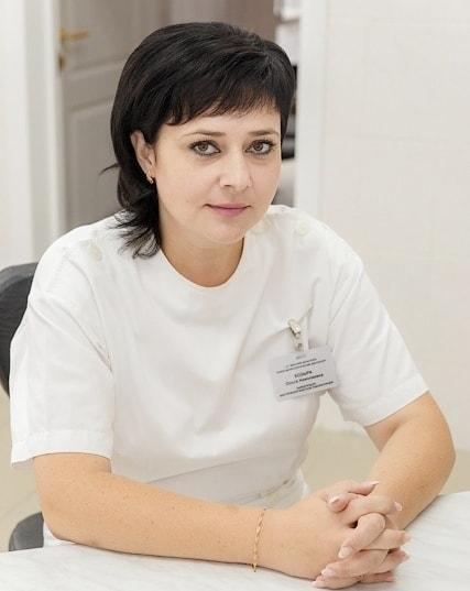 Козыра Ольга Николаевна